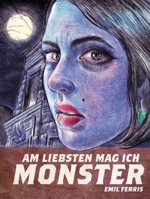 Emil Ferris auf Lesereise in Deutschland