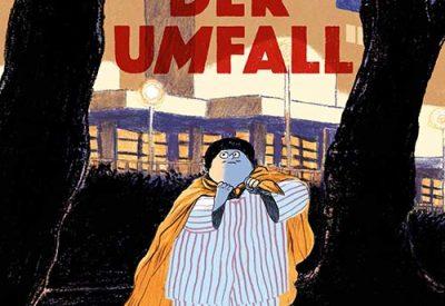 graphic novel, mikael ross, der umfall
