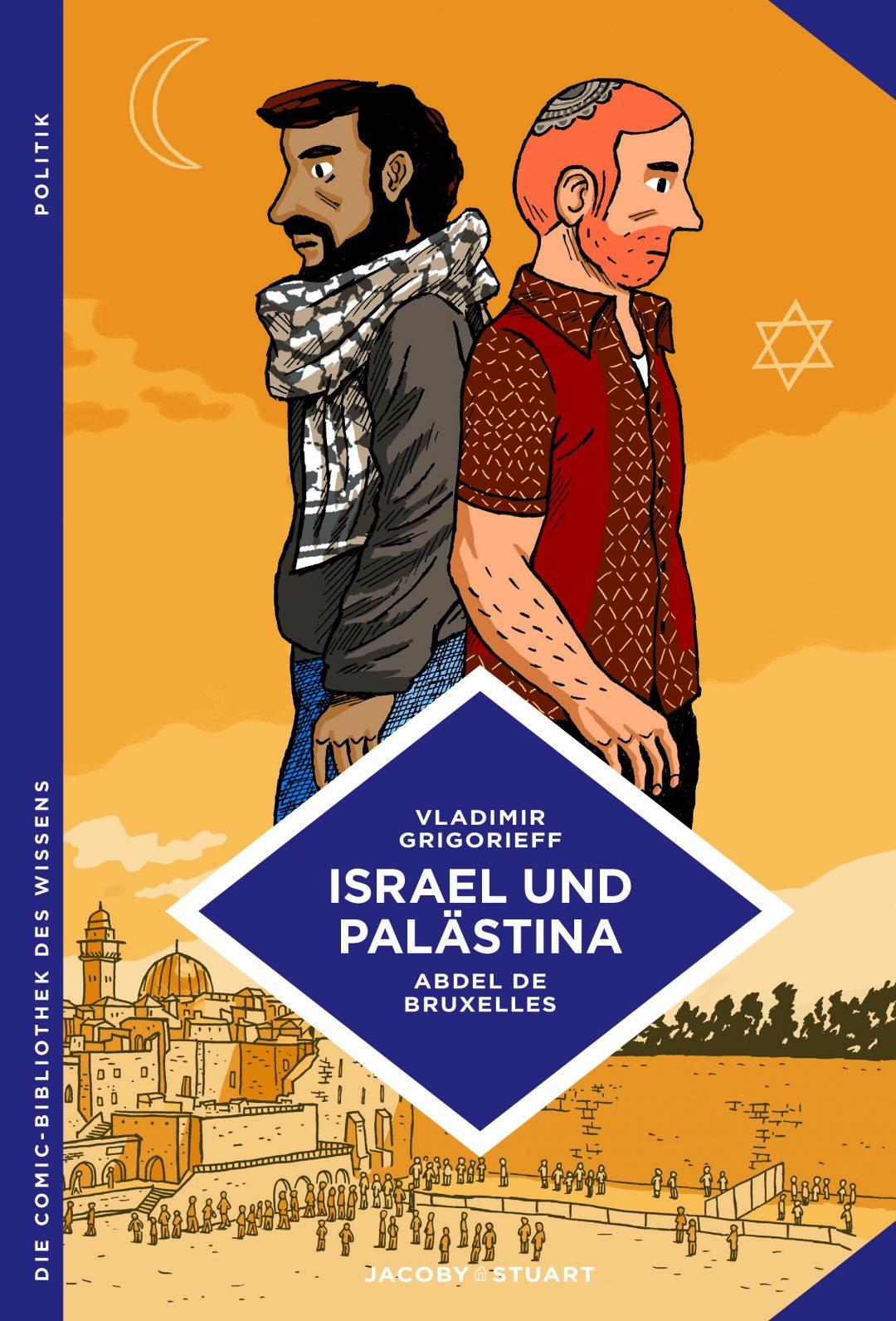 """Sachcomic """"Israel und Palästina"""" in der Kritik"""