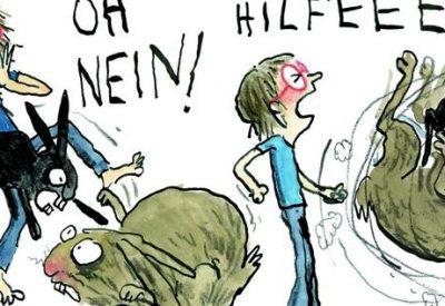 Anke Kuhl, Manno, Comicbuchpreis