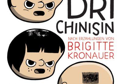 Sascha Hommer, Brigitte Kronauer, Literatur, Dri Chinisin