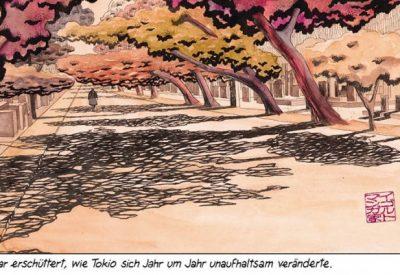 Japan, Igort, Reportagecomic, Graphic Novel