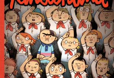 Mawil, Kinderland, Graphic Novel