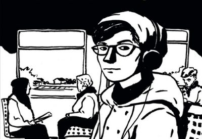 fussnoten, nacha vollenweider, comic-essay