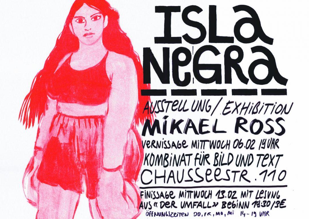 Mikael Ross – Ausstellung in Berlin