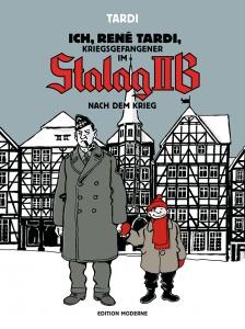 Tardi, Stalag IIB, Graphic Novel
