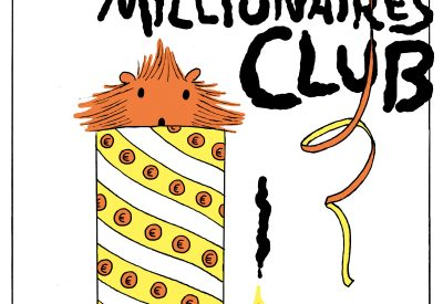 TMC, The Millionaires Club, Anna Haifisch