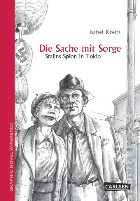 kreitz, sorge, graphic novel