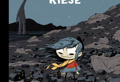 Hilda, Luke Pearson, Mitternachtsriese
