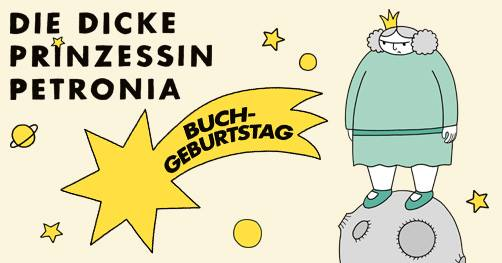 Petronias Buchgeburtstag