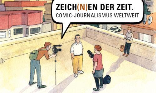 Comicjournalismus, sarah gidden