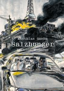 """Buchpräsentation von Matthias Gnehms """"Salzhunger"""""""