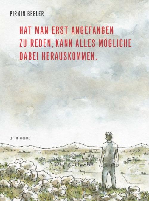 Graphic Novel-Ausstellung von Pirmin Beeler