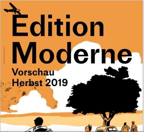 Führungswechsel bei der Edition Moderne
