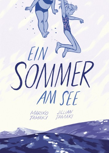 sommer am see, tamaki