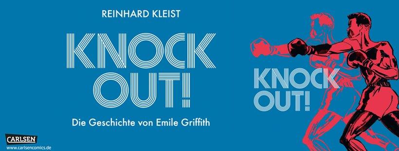 """Neu von Reinhard Kleist: """"Knock Out!"""""""