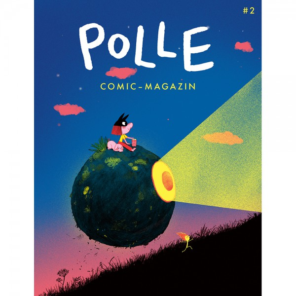 Kindercomic-Magazin Polle