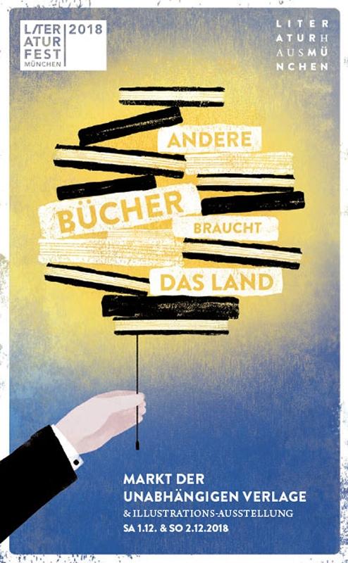 Andere Bücher braucht das Land in München