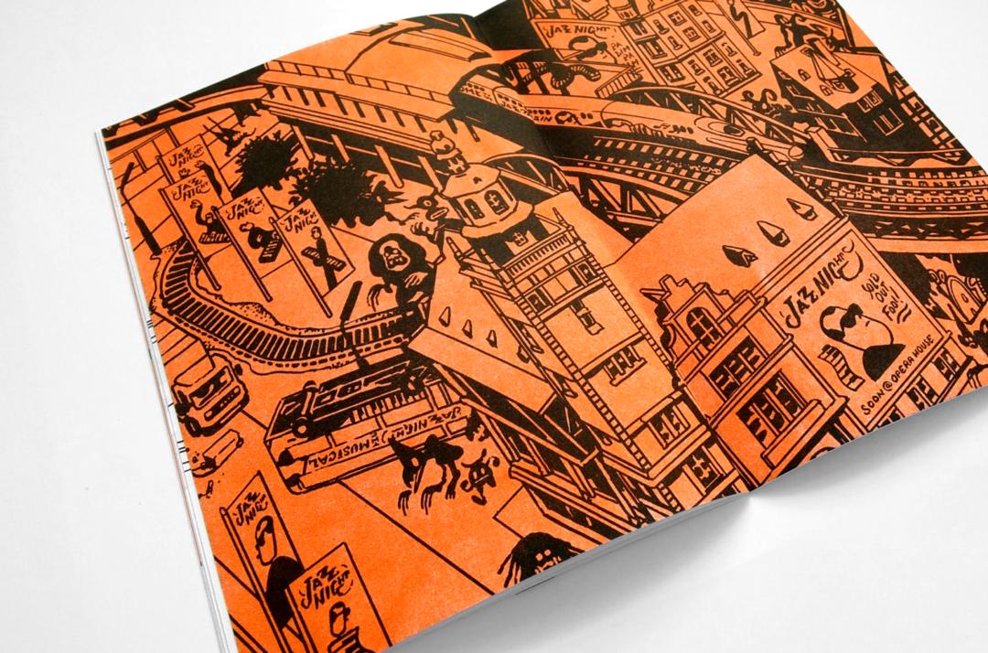 Preisträger und den Finalisten des Comicbuchpreises 2020 der Berthold Leibinger Stiftung