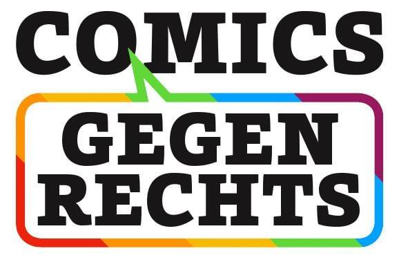 Comics gegen Rechts