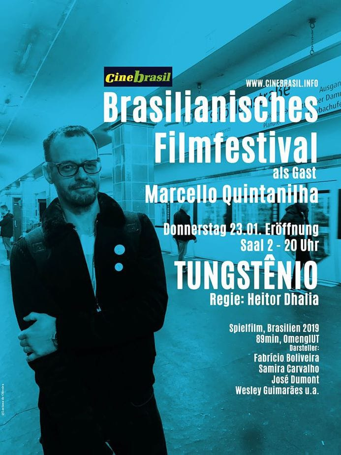 Cinebrasil in Berlin mit Graphic-Novel-Verfilmung