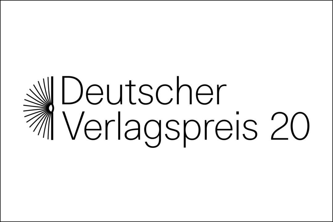 Preisträger für den Deutschen Verlagspreis bekanntgegeben