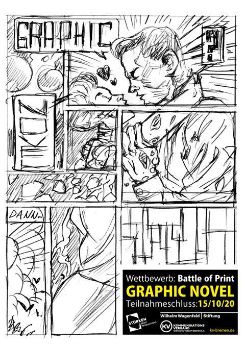 Battle of Print-Gestaltungswettbewerb
