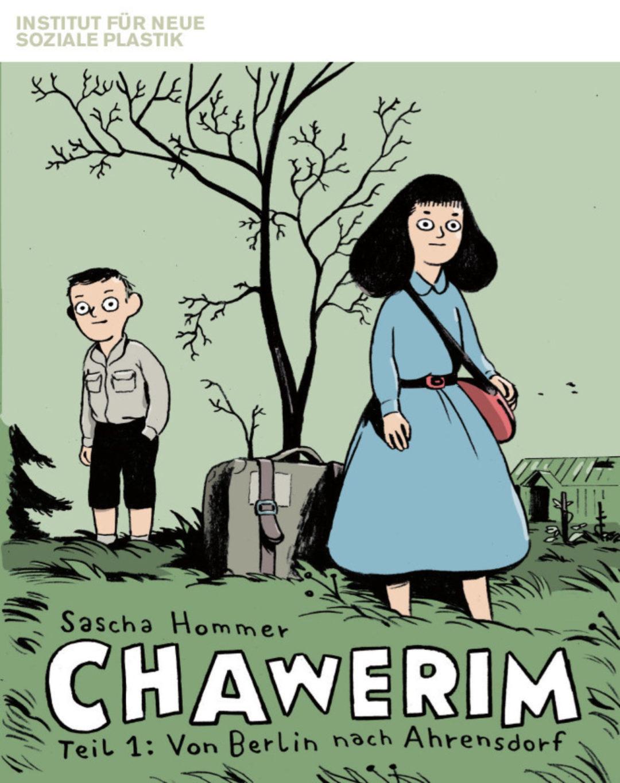 Neuer Comic von Sascha Hommer: Chawerim